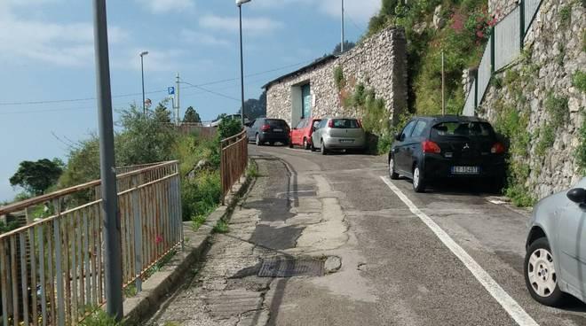 Amalfi. Da lunedì lavori di messa in sicurezza stradale a Pogerola