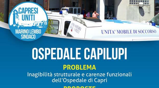 Capri Ospedale