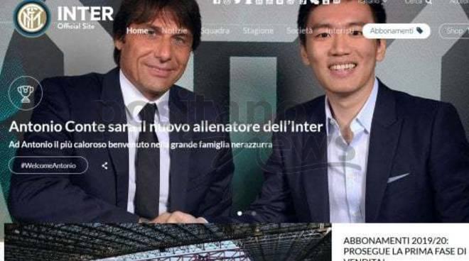 Inter, Antonio Conte è il nuovo allenatore. Il club: «Benvenuto in famiglia». L\'ex ct: «Pretenderò rispetto per ritornare grandi»