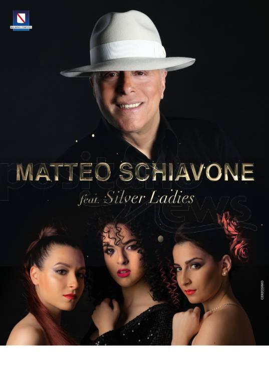 Il tenore Matteo Schiavone torna ad incantare nei Borghi campani