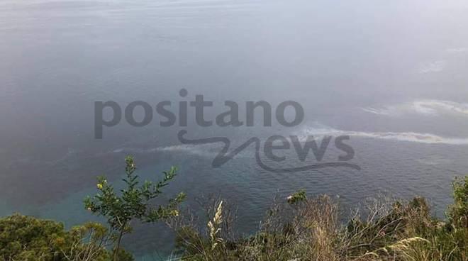 Carburante sversato in mare, il Parco Marino chiede la collaborazione di tutti.