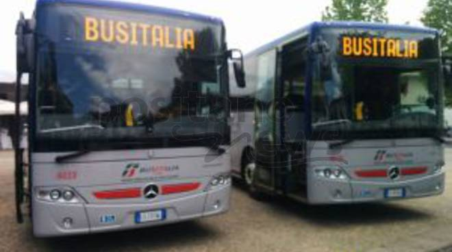 Cava de' Tirreni, Bus Italia: da Domani 1 Giugno Corse Sospese, Ecco Quali