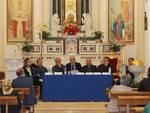"""Successo del convegno """"Mons. Pasquale Allegro, il parroco,lo studioso e lo storico"""". Prolusione  del giornalista Francesco Romanelli."""