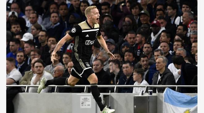 Semifinale Champions: il primo round lo vince l\'Ajax