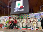 """La KARATE CENTER PENISOLA SORRENTINA 6° Società classificata al \""""TROFEO ITALIA GIOVANISSIMI CENTRO SUD 2019"""