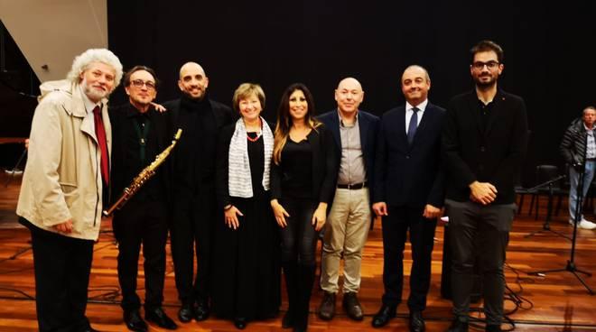 Concerto all'Auditorium Oscar Niemeyer