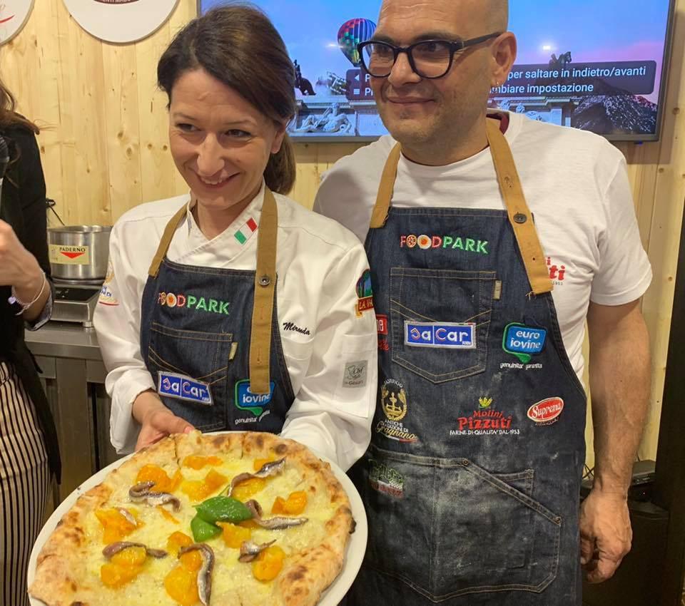 francesco viggiano tuttofood milano 2019