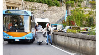 Incidente a Positano