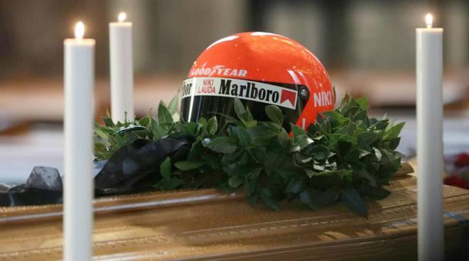 L'ultimo saluto a Niki Lauda