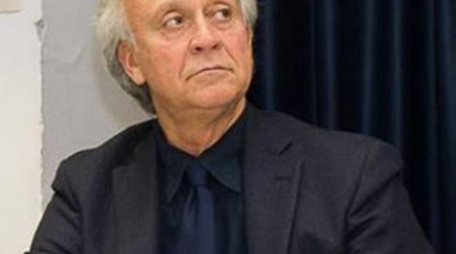 Lo scrittore Bruno Pezzella