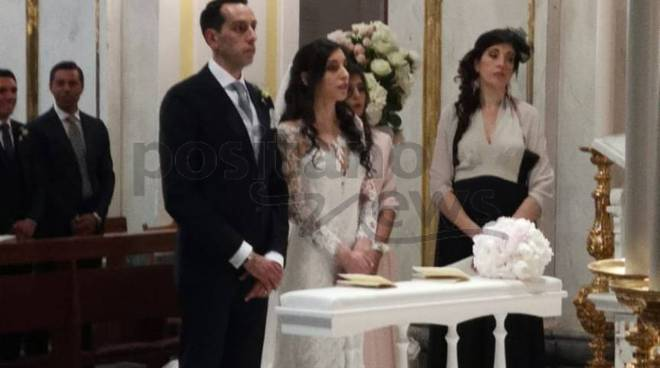 Matrimonio a Positano
