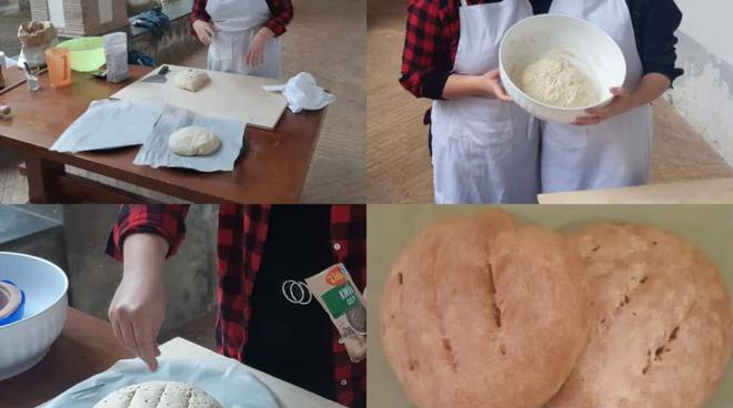 Pane come cultura dei popoli a Tramonti