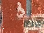 Positano anche una pantera fra gli affreschi della Villa Romana