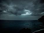 Positano: Maltempo e tempesta. Foto di Fabio Fusco