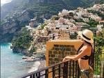 Positano tra le top ten delle location più Instagrammate della Terra