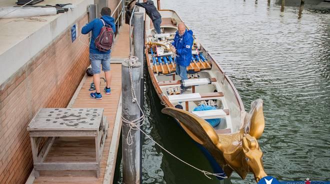 Regata delle Antiche Repubbliche Marinare. Oggi il palio remiero entra nel vivo, in attesa della regata di domani