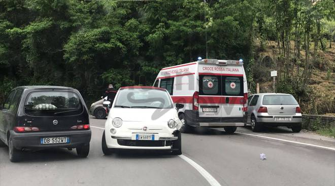 Tramonti incidente