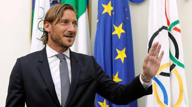 Addio Totti