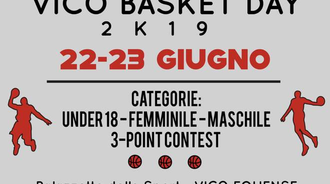Vico Basket Day