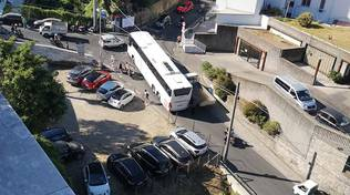 bus sorrento