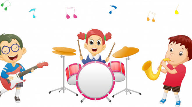 bambini musica