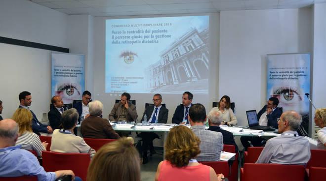 Al Cardarelli di Napoli un convegno sulla Retinopatia Diabetica