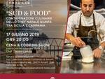 """SUD & FOOD\"" - NH Collection Grand Hotel Convento di Amalfi e chef Natale Giunta presentano  il terzo appuntamento del calendario gastronomico Amalfi Food Lab"