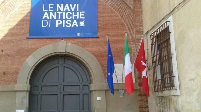 Inaugurato il Museo delle navi antiche di Pisa