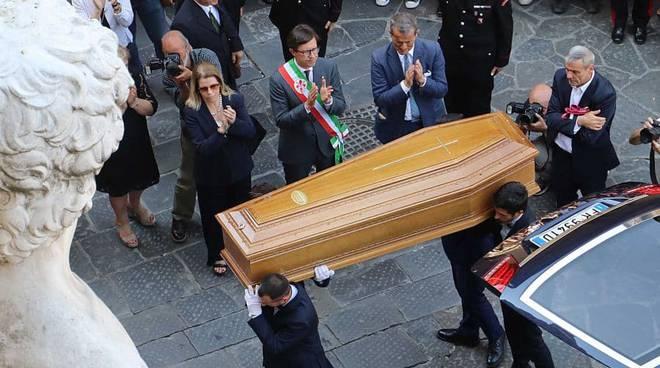 A Firenze i funerali del maestro Franco Zeffirelli
