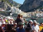 Turismo record in Costiera Amalfitana: in due anni 300 mila stranieri in più
