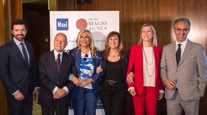 Dal 21 al 23 giugno, a Sorrento, il Premio Biagio Agnes 2019