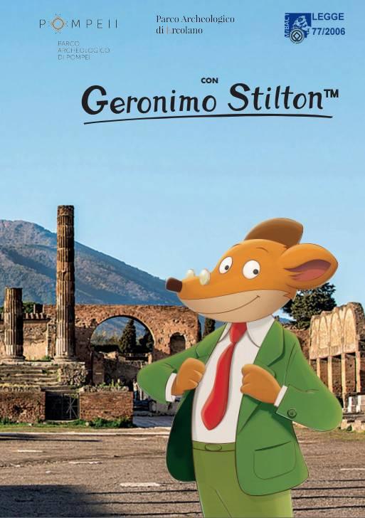 GERONIMO STILTON e il sito UNESCO