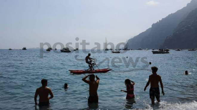 Lucibello Positano water bike