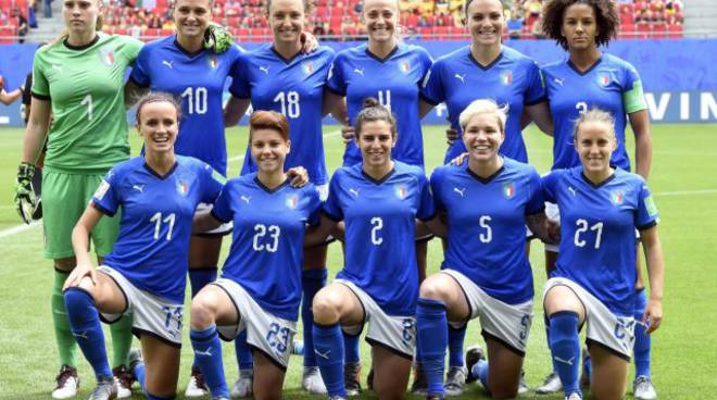 mondiale femminile Italia