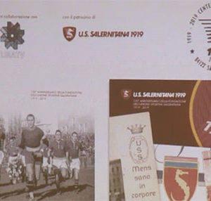 Per il centenario della Salernitana due cartoline speciali…