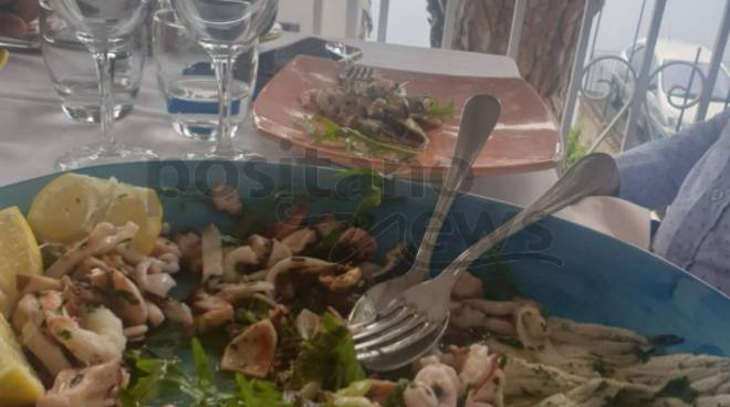 "Pranzo al ristorante ""La Brace"""