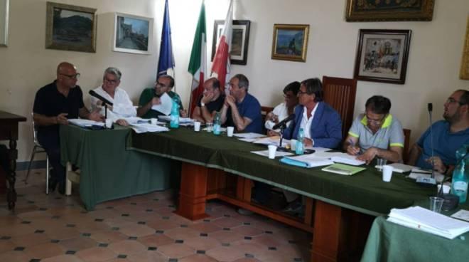Ravello consiglio comunale 26 giugno 2019