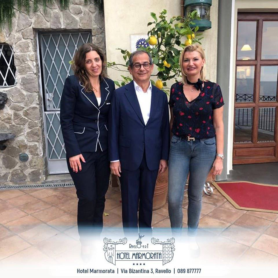 Ravello hotel Marmorada