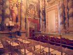 Roma - Palazzo Giustiniani, Sala Zuccari