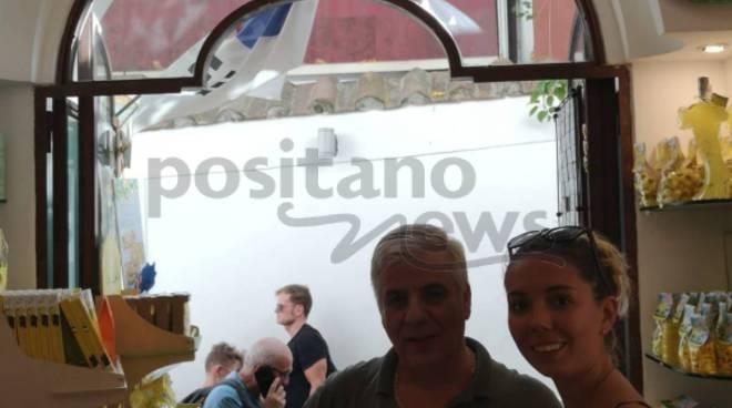 Trip in Positano