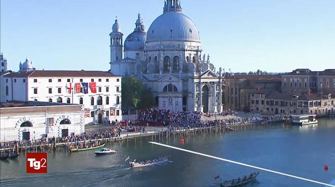 venezia 64 regata storica repubbliche marinare