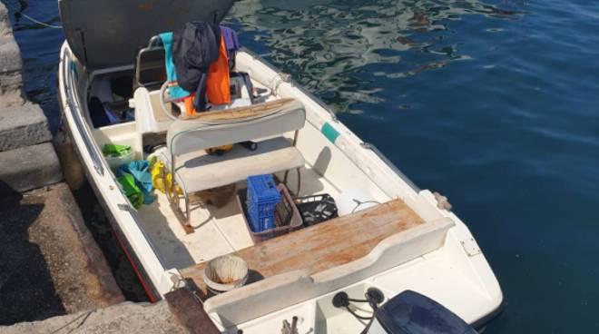 pesca vongole