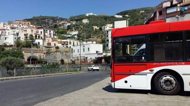 Bus Eav a Vico Equense