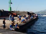 """Capri, nona edizione dell'evento educativo sportivo """"Piccoli ma Grandi Pescatori"""""""