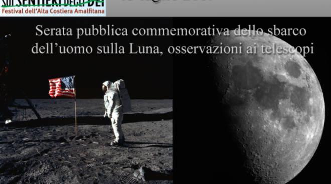 Luna,  50 anni dallo sbarco dell'Apollo 11