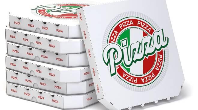 cartoni pizze