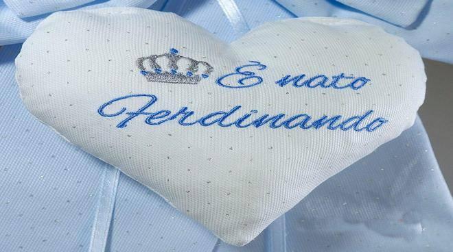 Fiocco azzurro a Positano: è nato Ferdinando! Auguri a Roberta ed Alessio