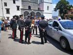 Funerale del carabiniere