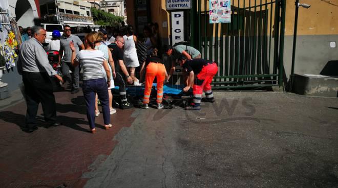 incidente a piazza dei mulini