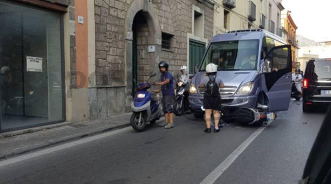 Incidente a Sorrento